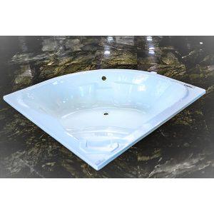 CornCorner bath (150x150x40)er bath (150x150x40)